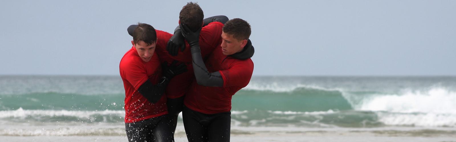 1690e52037b Beach Lifeguard Training Courses in Cornwall